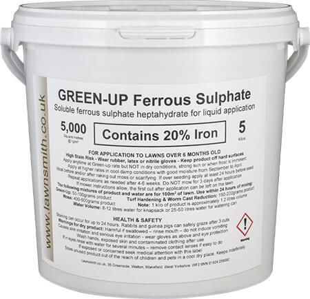 Ferrous Sulphate.